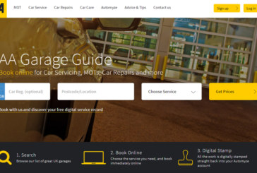R B Motors on AA Garage Guide