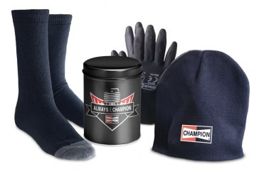 Champions Warm Winter Giveaway