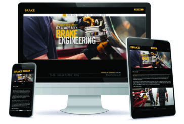 Brand New Website Launch – Brake Engineering