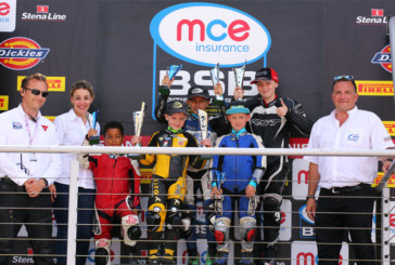 Dickies Kitting Out Cool FAB Racing BSB Teams