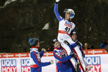 LIQUI MOLY's Investment in Winter Sports