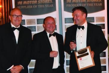 NGK Celebrates Winning a Supplier Award