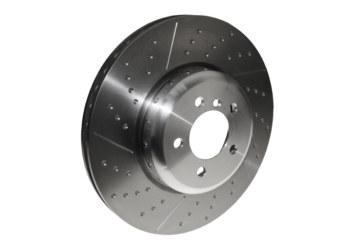 TRW Two-Piece Brake Discs