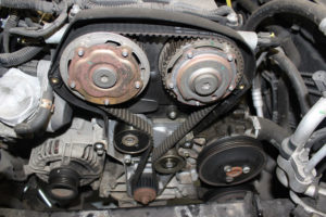 How To Fit A Timing Belt On A Vauxhall Vectra Professional Motor Mechanic