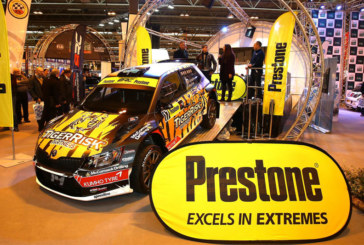 British Rally Championship Welcomes Prestone as New Title Partner