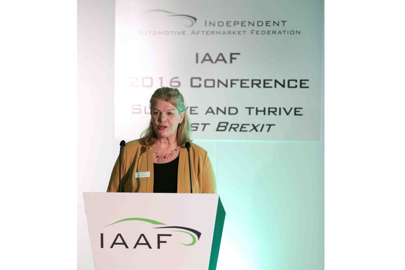 IAAF Conference Leads Discussion on Aftermarket Threats