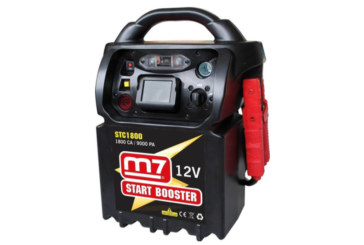 M7 Supercapacitor Jump Starter