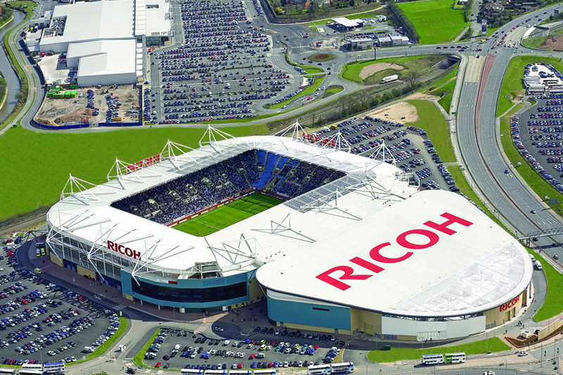 Tickets Now Avaliable for MECHANEX Ricoh Arena