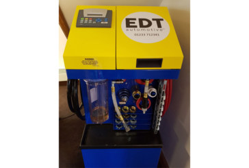 EDT Engine Cleaner Product Test