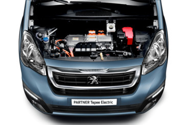 Peugeot Expands its Range of Electric Vehicles