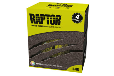 Raptor Bodywork Protective Coating