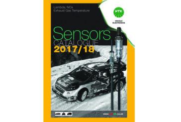 NTK Sensors Catalogue 2017