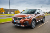 Peugeot 3008 SUV Named 'Car of the Year' 2017