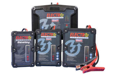Video: Sealey E/Start Batteryless Power Starter Range