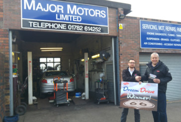 Family Garage Owner Wins 'Dream Drive'