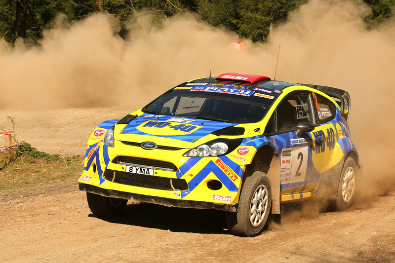 Victory For Wd 40 Rally Team Professional Motor Mechanic