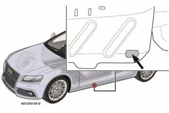 Whistling Windscreen on Audi A4 – AUTODOCTA