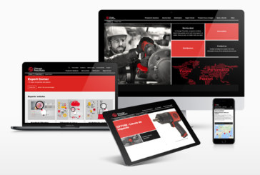 Chicago Pneumatic New Website