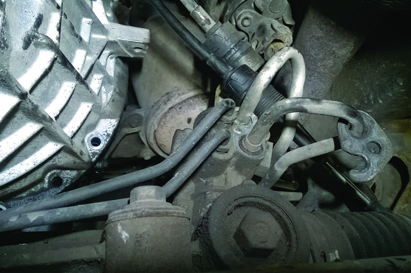 How To Remove A Starter Motor On A Ford    Transit