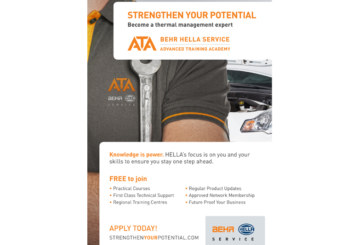 Behr Hella Services Advanced Training Academy