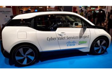 Valeo & Cisco Unveil Smart Parking Service