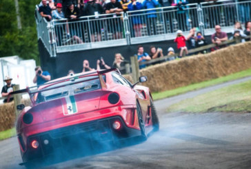 NGK at Goodwood Festival of Speed