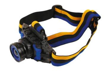 Head Mounted Torch