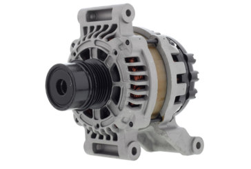 New Starter Motor & Alternator References