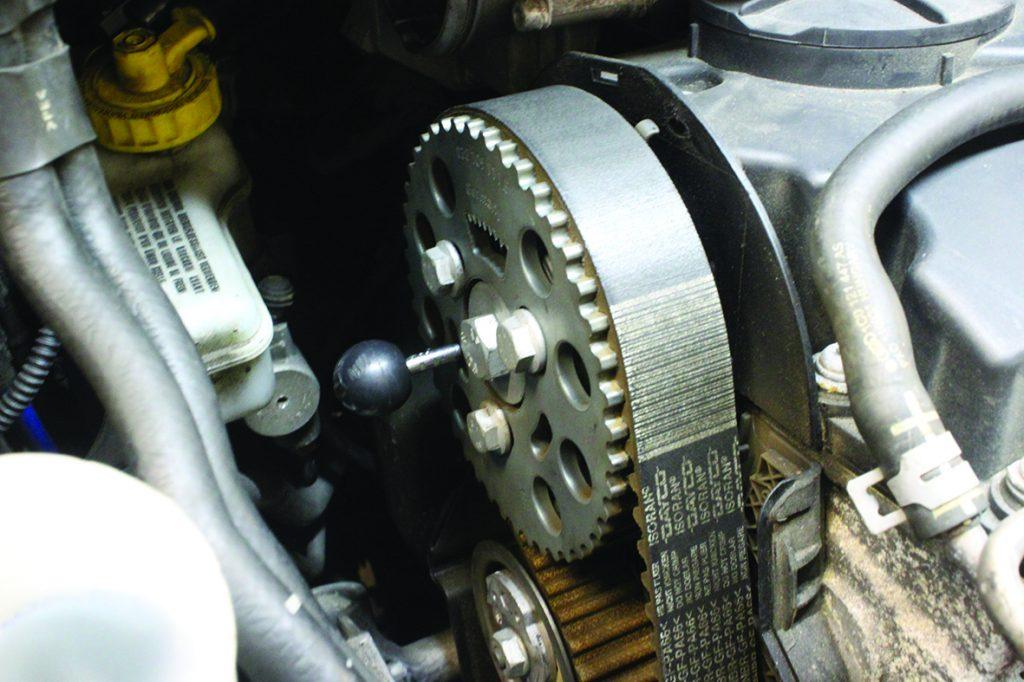 fit  timing belt   volkswagen beetle professional motor mechanic