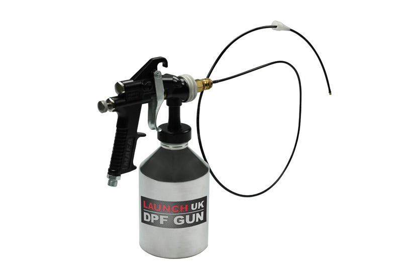 DPF Diagnostic Gun