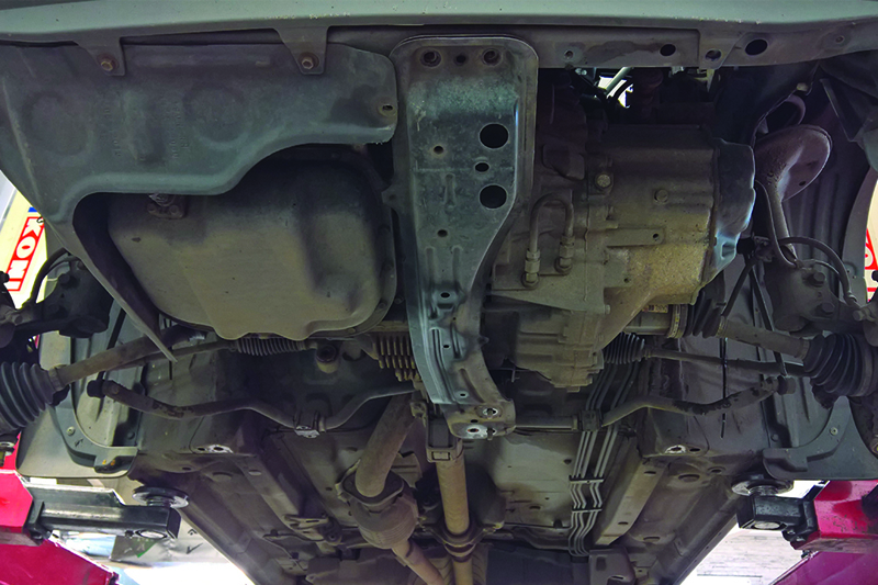 How to fit a Clutch on a Toyota Rav4 - Professional Motor