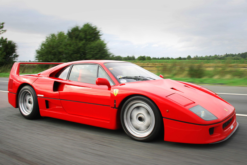 WIN a Supercar Driving Experience