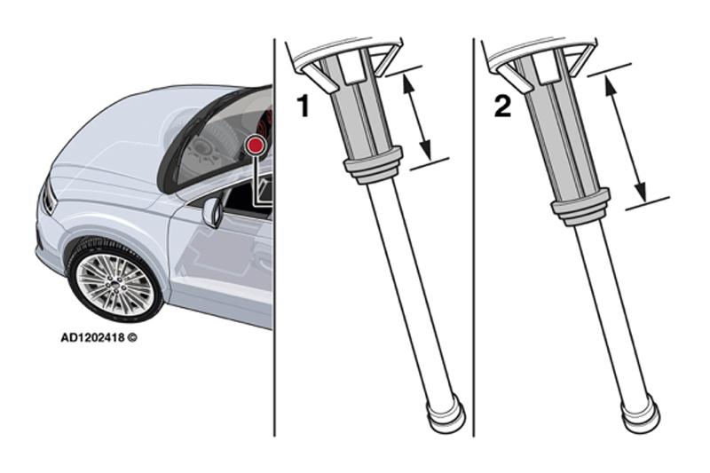 Engine Noise in Passenger Compartment – Audi Q5