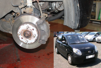 How to Fit a Timing Belt on a Kia Picanto