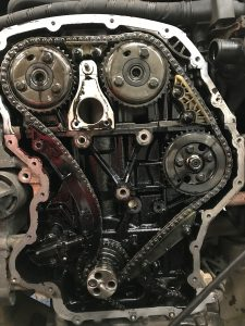 ford transit timing chain tool