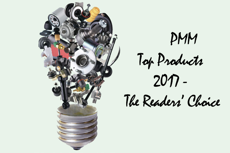 Top Products 2017 – The Readers' Choice!