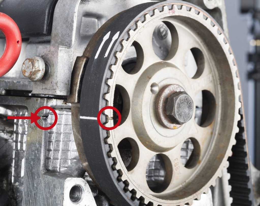 How To Fit a Timing Belt On a Fiat Panda - Professional