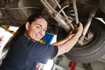 Rise of the Female Mechanic