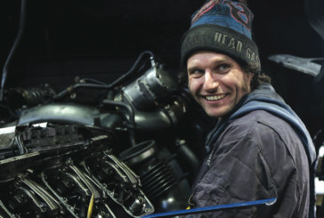 Meet the New Morris Lubricants Ambassador: Guy Martin