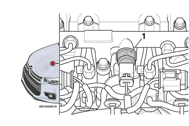 Engine Cranks But Fails to Start – Citroën DS4