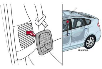 Hybrid Drive System Warning Lamp & MIL Illuminated – Toyota Prius