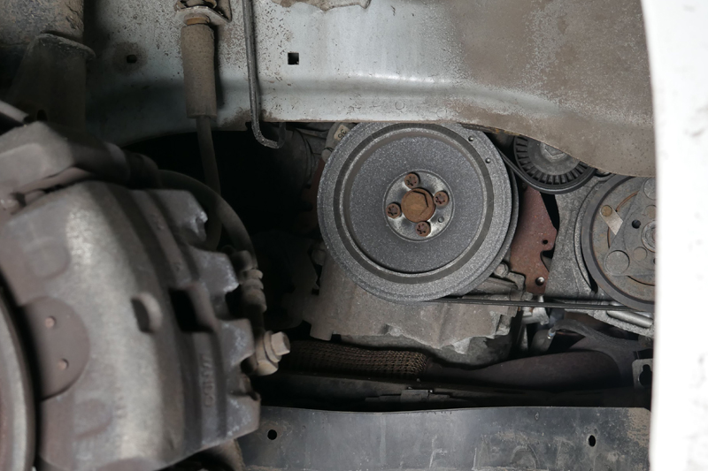Belt Replacement Guide - Vauxhall Insignia - Professional