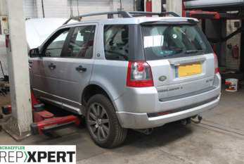 How to fit a Clutch on a Land Rover Freelander