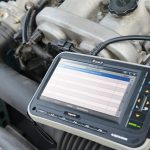 Throttle Valve Sensor Diagnosis & Replacement