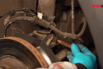 Shock Absorber Replacement Guide; Mini One