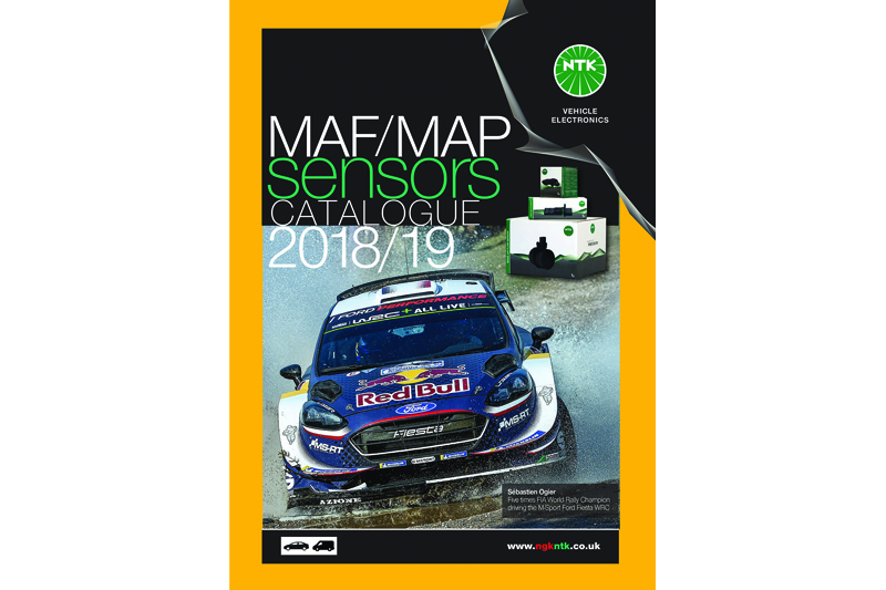 MAF & MAP Sensors Catalogue 2018/19