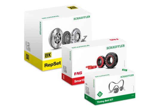 SchaefflerRedesigns Packaging for Key Products
