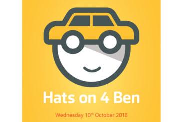 Hats on 4 Ben