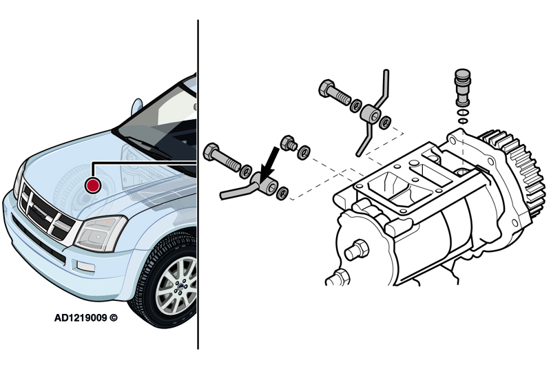 Lack of Engine Power – Isuzu D-Max