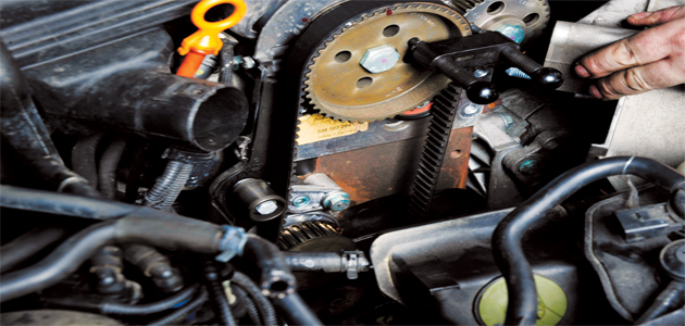 How to replace a timing belt on a VW Golf - Professional Motor Mechanic